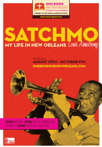 One Book, One New Orleans - 2010 - SATCHMO