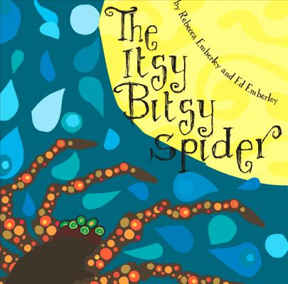 book author and illustrator rebecca emberley comes to octavia books toItsy Bitsy Spider Book