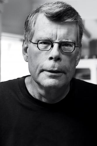 Stephen King, photo by Shane Leonard