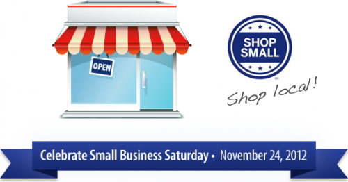 Shop Local on Small Business Saturday!