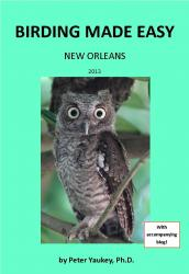 BIRDING MADE EASY: NEW ORLEANS by Peter Yaukey
