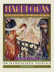 MARDI GRAS IN NEW ORLEANS cover - enlarged view
