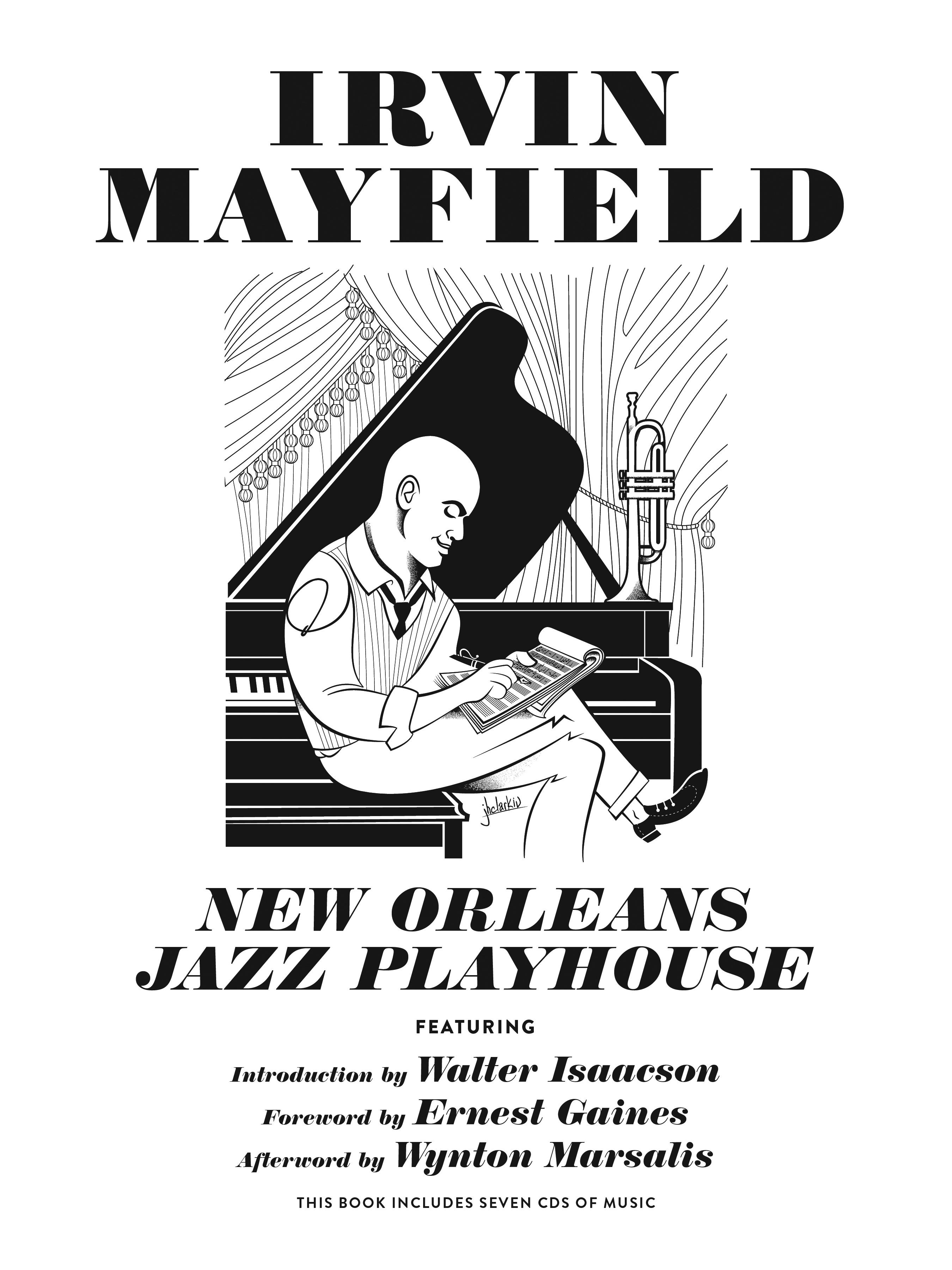 New Orleans Jazz Playhouse by Irvin Mayfield Octavia Books